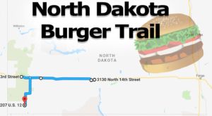 There's Nothing Better Than This Mouthwatering Burger Trail In North Dakota