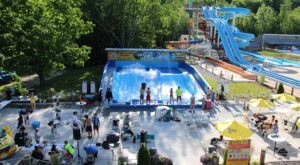 This Outdoor Water Playground In New Hampshire Will Be Your New Favorite Destination