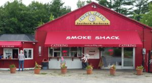 These 5 Hole In The Wall BBQ Restaurants In New Hampshire Will Make Your Tastebuds Go Crazy