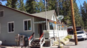 You'll Dine In An Old Post Office At This Cozy Restaurant In Northern California