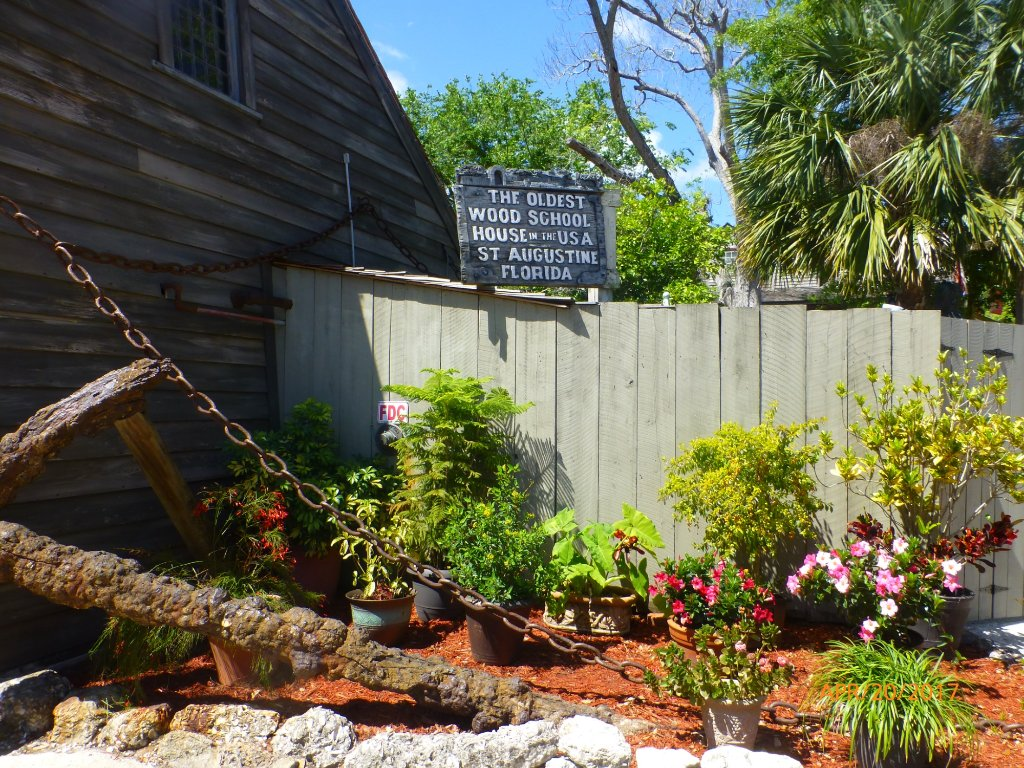 Visit The Oldest Wooden School House In The U S  Right Here