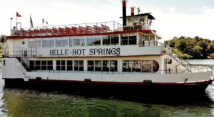 This Dreamy River Boat Cruise Will Show You A Side Of Arkansas Like Never Before