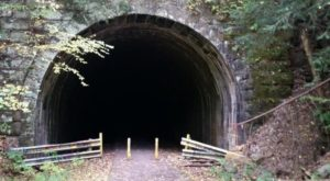 The Tunnel Trail In Pennsylvania That Will Take You On An Unforgettable Adventure