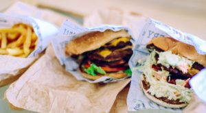This Is The State With The Most Fast Food Restaurants In America