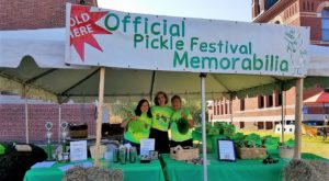 You Won't Want To Miss This Pickle-Themed Fair In Small Town New Hampshire