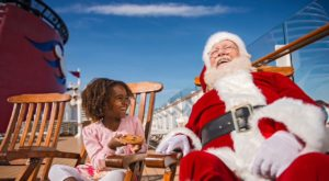 It's Always Christmas On This Enchanting Disney Cruise