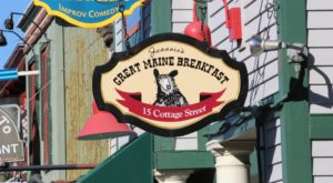 Locals Flock To This Long Standing Unassuming Breakfast Spot In Maine