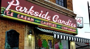 The Old-Fashioned Ice Cream & Candy Shop In Buffalo That's Simply To Die For