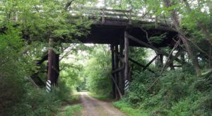 Follow This Abandoned Railroad Trail For One Of The Most Unique Hikes In Wisconsin