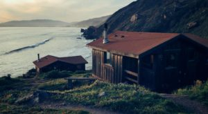 Camp Out In These Oceanside Cabins In Northern California For The Dreamiest Getaway