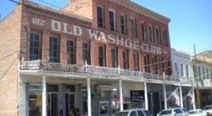 This Nevada Saloon Is The Most Haunted Place In The West—Visit Only If You Dare