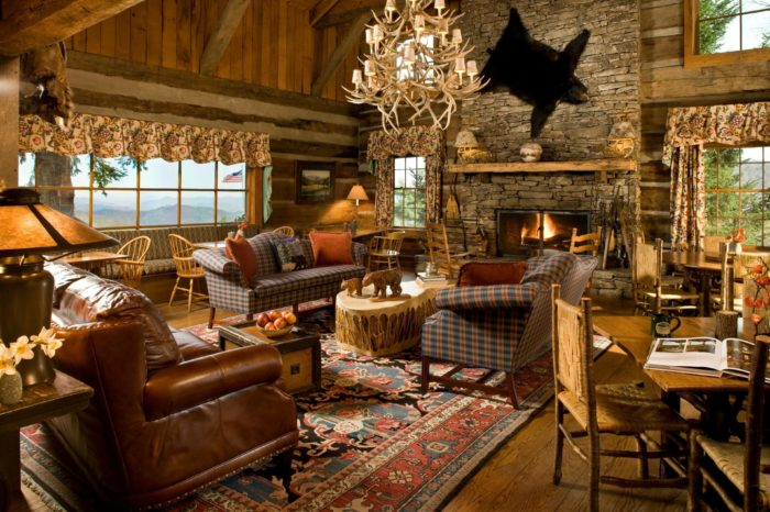 The Swag Is An All Inclusive Rustic Mountaintop Retreat In