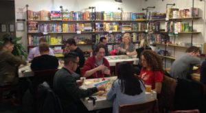 The Board Game Cafe In Tennessee That's Oodles Of Fun