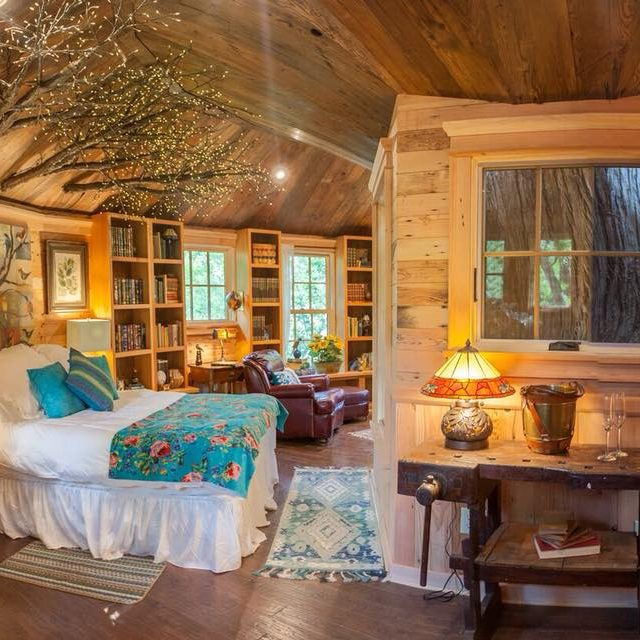 Treehouse Utopia Is The Best New Bed And Breakfast In Texas