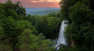 Discover One Of Virginia's Most Majestic Waterfalls – No Hiking Necessary