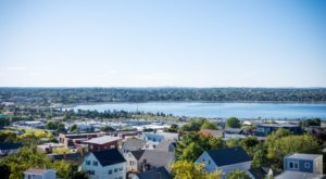 The Panoramic Views From This City Landmark In Maine Are Second To None