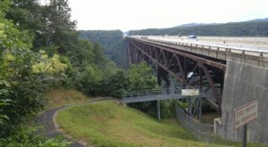 The Magnificent Bridge Trail In West Virginia That Will Lead You To A Hidden Overlook