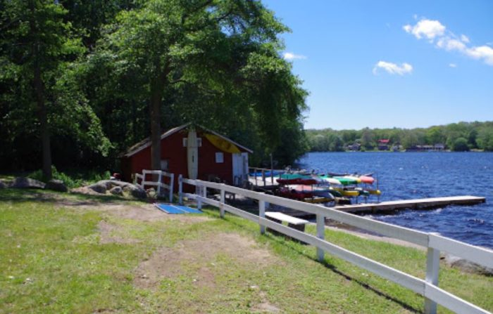 7 Lakeside Campgrounds In Rhode Island The Whole Family