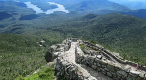 The Historic Staircase In New York That Leads You Straight To An Incredible Mountain View