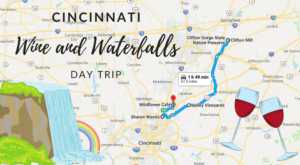 This Day Trip Will Take You To The Best Wine And Waterfalls In Cincinnati