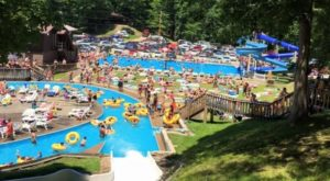 This Magical Water Park Has The Most Epic Lazy River In West Virginia