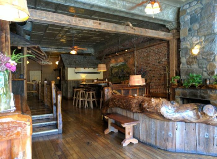 The Yellow Deli Is An Adorable Hobbit House Restaurant In