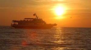 This Sunset Wine Cruise In New Jersey Is The Perfect Summer Adventure