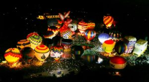 Spend The Day At This Hot Air Balloon Festival In Missouri For A Uniquely Colorful Experience