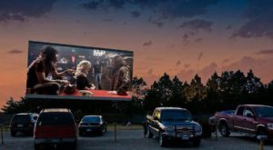 One Of The Oldest Drive-In Theaters In America Is Hiding Right Here In South Dakota