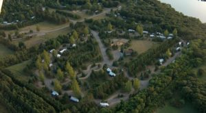 The Massive Family Campground In North Dakota That's The Size Of A Small Town