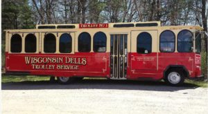 The Charming Trolley Tour That Takes You To Some of The Best Wineries In Wisconsin