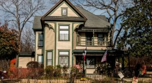 There Are More Than 80 Historic Buildings In This Special Texas Town