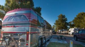 The Massive Family Campground In Nevada That's The Size Of A Small Town