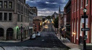 You Won't Want To Drive Through The Most Haunted Town In Virginia At Night Or Alone