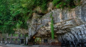 Rent Out This Luxury Cave House For A Vacation Unlike Any Other