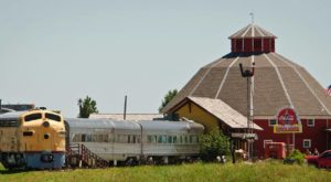 You Can Dine Inside An Old Train At This Small Town South Dakota Restaurant