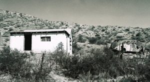 You Won't Want To Drive Through The Most Haunted Town In New Mexico At Night Or Alone