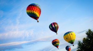Spend The Day At This Hot Air Balloon Festival In Maine For A Uniquely Colorful Experience