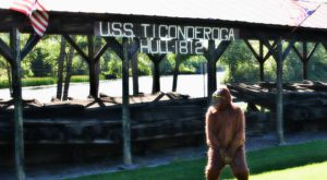 There's A Bigfoot Festival Happening In New York And You'll Want To Go