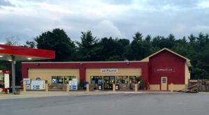 The Most Delicious Cafe Is Hiding Inside This Unsuspecting Maryland Gas Station