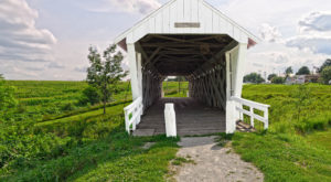 This Covered Bridge Festival In Iowa Is One Nostalgic Event You Won't Want To Miss