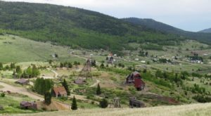 Mother Nature Is Reclaiming This Eerie Colorado Gold Mine