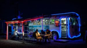 The Best Tacos In Montana Are Tucked Inside This Unassuming Bus