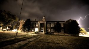 The Haunted Elementary School Near Cincinnati Where The Ghosts Still Go To Class