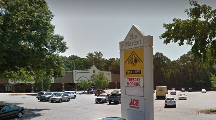 There Are Over 15 Thrift Stores In Spartanburg South Carolina