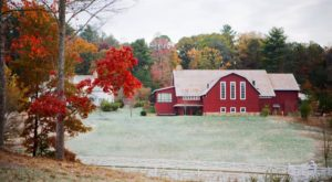 There's So Much More To This Unique Barn In Tennessee Than Meets The Eye