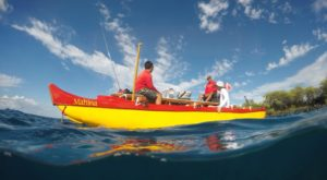 Spend A Perfect Day On This Old-Fashioned Outrigger Canoe Tour In Hawaii