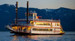 Spend A Perfect Day On This Old-Fashioned Paddle Boat Cruise In Nevada