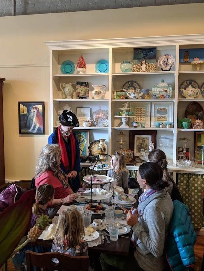 Bonbonerie Tea Room Cincinnati