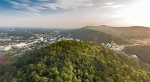 It's Easy To See What This Arkansas Town Was Voted Most Beautiful